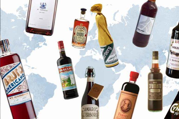 Amaro o Bitter - Corriere del Bar