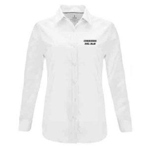 Camicia Bianca Corriere del Bar