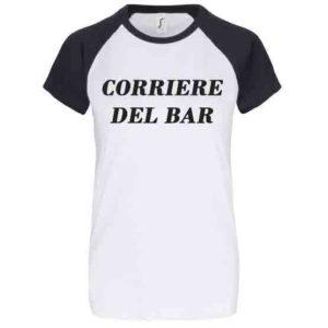 T-Shirt - Corriere del Bar