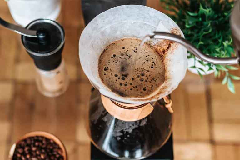Pour Over - V60 Caffè Filtro - Corriere del Bar