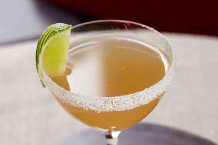 Brandy Crusta Cocktail - Corriere del Bar