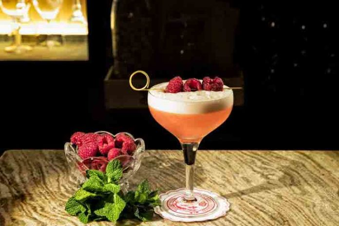 Clover Club Cocktail - Corriere del Bar
