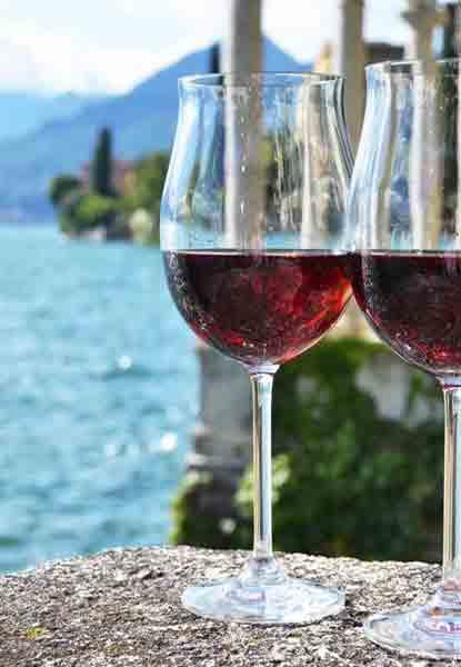 Lago di Como - Corriere del Bar