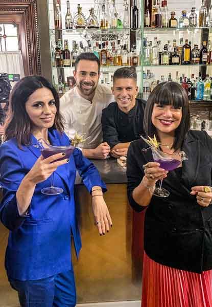 Cocktails con Bruno Vanzan - Corriere Del Bar