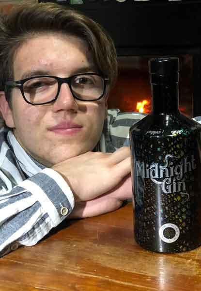Matteo (Midnight Gin) - Corriere Del Bar
