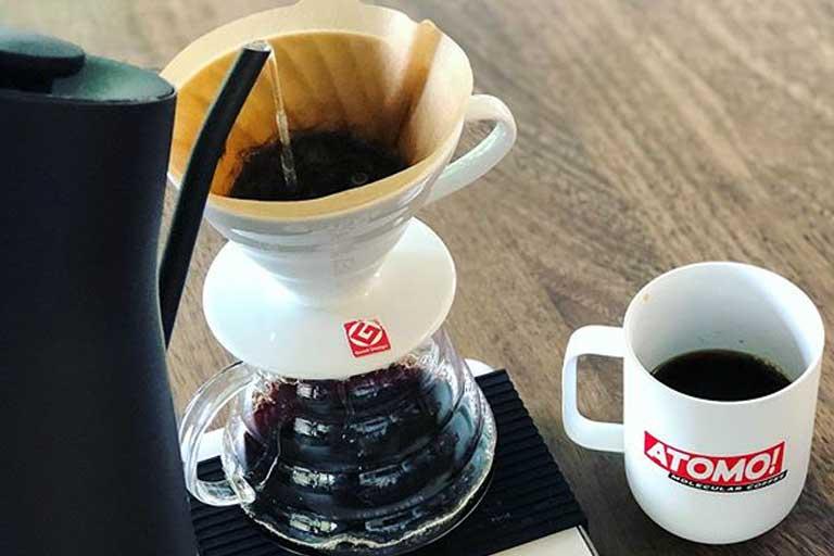 Atomo Coffee - Corriere Del Bar